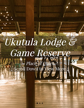 Ukutula Lodge & Game Reserve